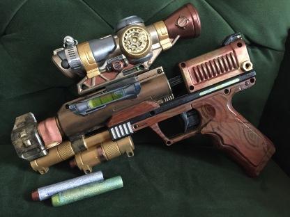 Even bigger nerf gun